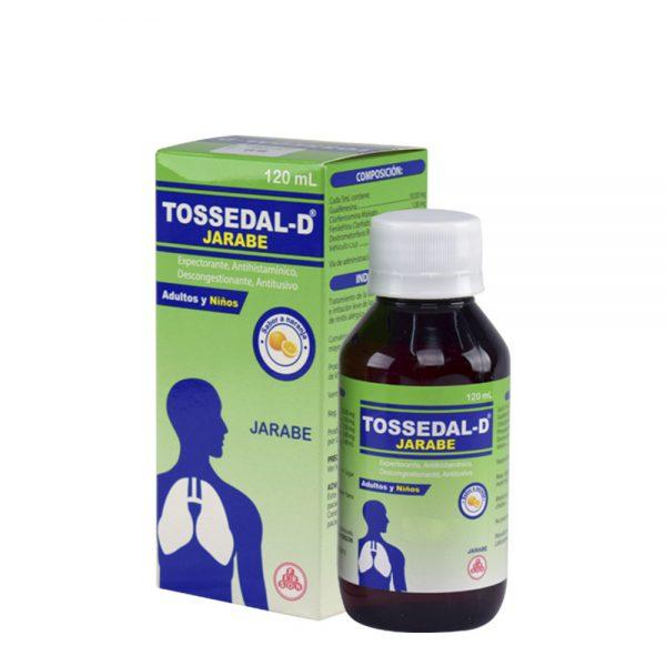 TOSSEDAL-D JARABE